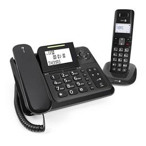 doro Comfort 4005 Telefon-Set mit Anrufbeantworter