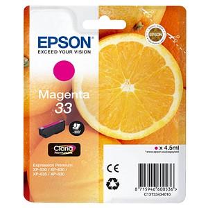 EPSON 33 / T3343 magenta Tintenpatrone