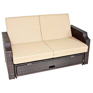 Sofa Garden Pleasure Monaco von Harms
