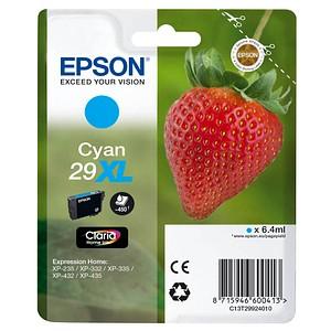 EPSON 29XL / T2992XL cyan Tintenpatrone