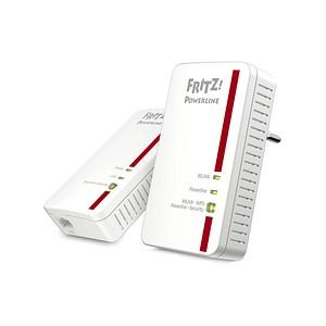 AVM FRITZ!Powerline 1240E WLAN Set Powerline-Adapter-Set