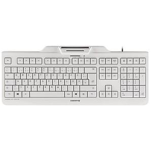 CHERRY KC 1000 SC Tastatur mit Chipkartenleser