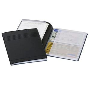 1 DURABLE Dokumentenhüllen Kreditkartenhüllen grau