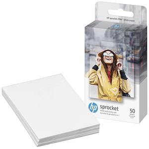 HP Sprocket ZINK® weiß Thermopapier 50 Blatt