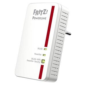 AVM FRITZ!Powerline 1240E WLAN Powerline-Adapter