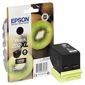 EPSON 202XL/T02G14 schwarz Tintenpatrone