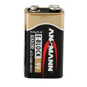 ANSMANN Batterie X-POWER E-Block 9,0 V