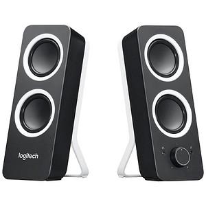 Logitech Z200 Lautsprecher schwarz