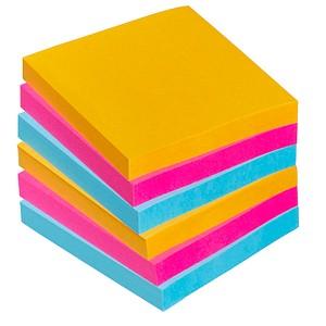 Post-it® Z-Notes Bangkok Haftnotizen extrastark R3306SE farbsortiert 6 Blöcke