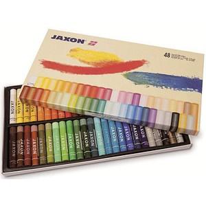 JAXON Ölkreide 47412 48 verschiedene Farben