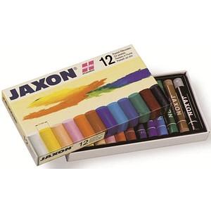 JAXON Ölkreide 47412 12 verschiedene Farben