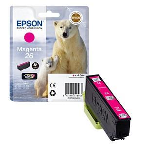 EPSON 26 / T2613 magenta Tintenpatrone