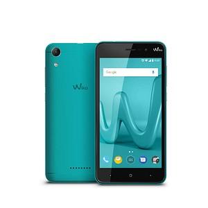 Wiko Lenny 4 Dual-SIM-Smartphone türkis 16 GB
