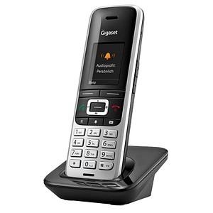 Gigaset S850HX Zusatz-Mobilteil platin-schwarz