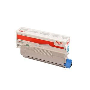 OKI 46507507 cyan Toner