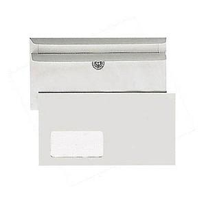 1.000 BONG Recycling-Briefumschläge Kompakt-Brief mit Fenster