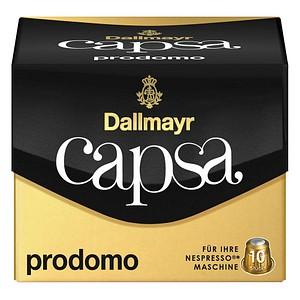 Dallmayr Kaffee Capsa Lungo prodomo Kaffeekapseln 10 Portionen