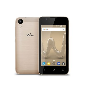 Wiko Sunny 2 Dual-SIM-Smartphone gold 8 GB