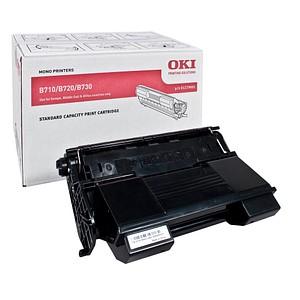 OKI 01279001 schwarz Toner