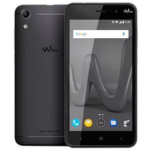 Wiko Lenny 4 Dual-SIM-Smartphone schwarz 16 GB