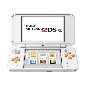 Nintendo 2DS XL Spielkonsole weiß