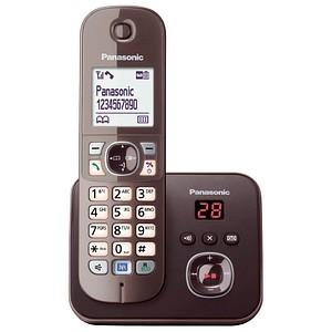 Panasonic KX-TG6821 Schnurlostelefon mit Anrufb...