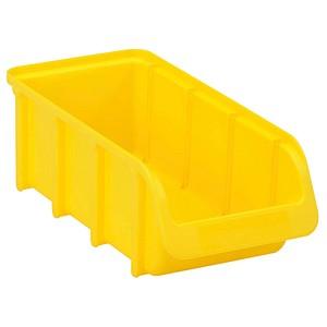 hünersdorff Sichtlagerkasten 1,0 l gelb