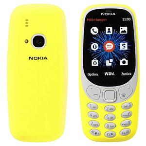 NOKIA 3310 Dual-Sim-Handy gelb