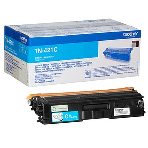 brother TN-421C cyan Toner