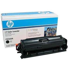 HP 647A schwarz Tonerkartusche