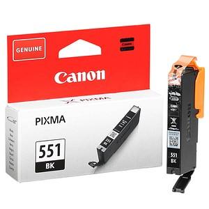 Canon CLI-551 BK schwarz Tintenpatrone