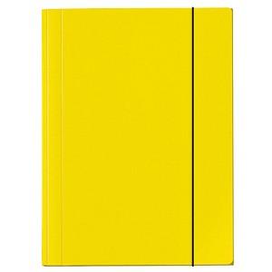 VELOFLEX Sammelmappen VELOCOLOR® A4 gelb