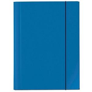 VELOFLEX Sammelmappen VELOCOLOR® A4 blau