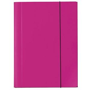 VELOFLEX Sammelmappen VELOCOLOR® A4 pink