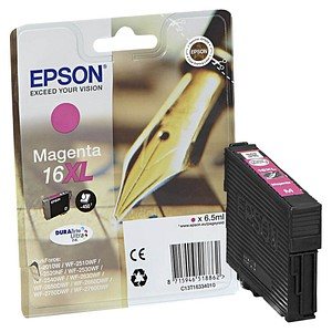 EPSON 16XL / T1633XL magenta Tintenpatrone