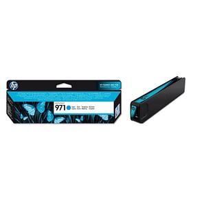 HP 971 cyan Tintenpatrone