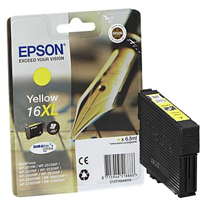 EPSON 16XL / T1634XL gelb Tintenpatrone