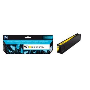 HP 971 gelb Tintenpatrone
