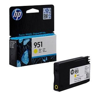 HP 951 gelb Tintenpatrone