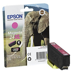 EPSON 24XL / T2433XL magenta Tintenpatrone