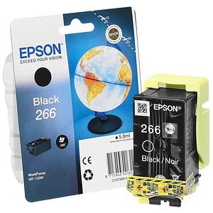 EPSON T266 schwarz Tintenpatrone