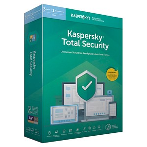 KASPERSKY Total Security 2019 Vollversion (PKC)