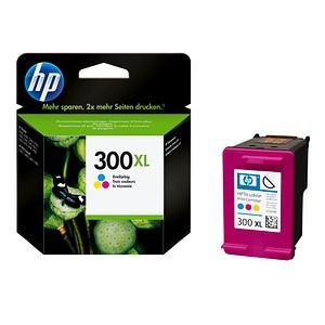 HP 300XL color Tintenpatrone