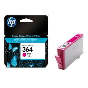 HP 364 magenta Tintenpatrone CB319EE