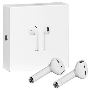 Apple AirPods In-Ear-Kopfhouml;rer weiszlig;