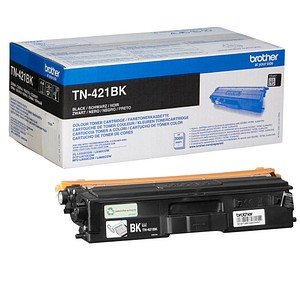 brother TN-421BK schwarz Toner
