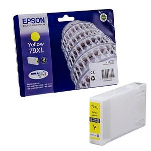 EPSON 79XL / T7904XL gelb Tintenpatrone