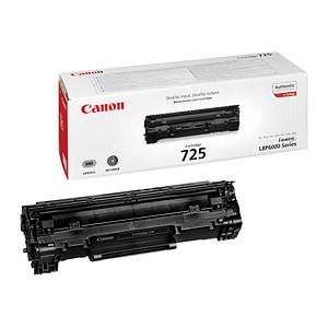 Canon 725 BK schwarz Toner