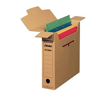 12 ELBA Archivboxen tric system