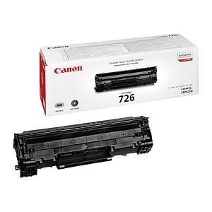 Canon 726 BK schwarz Toner